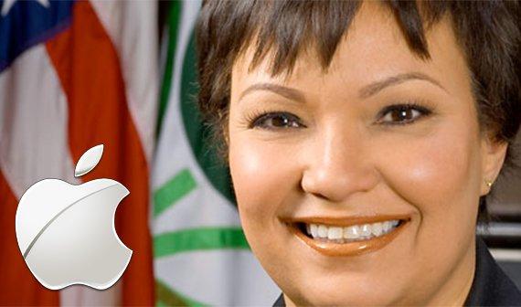 Lisa Jackson: Neues Umwelt-Talent in Apples Chefetage
