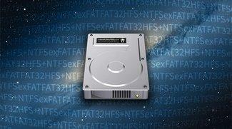 Festplatte am Mac formatieren: Dateisysteme und Methoden