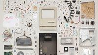 Pic of the Day: Macintosh Classic in Einzelteilen