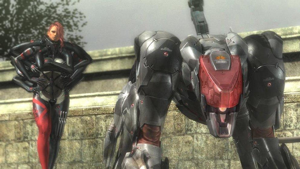 Metal Gear Rising - Revengeance: Blade Wolf DLC ab sofort erhältlich