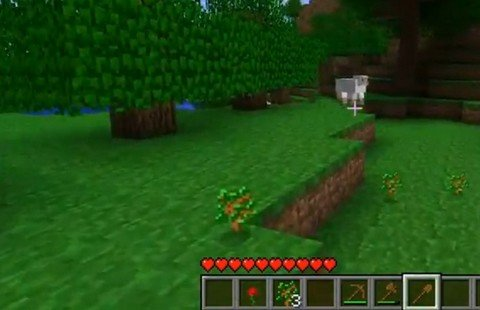 Minecraft: Demo des Indiegame-Hits als Gratis-Download