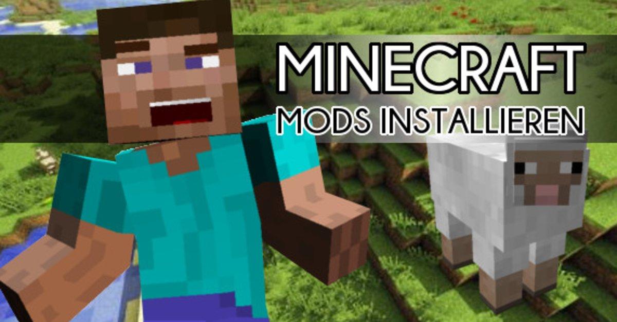 Minecraft Mods Installieren Schritt Für Schritt Erklärt GIGA - Minecraft spielen ohne installieren