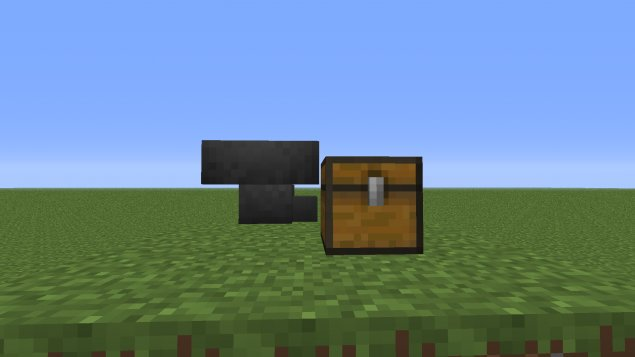 Minecraft Redstone-Trichter