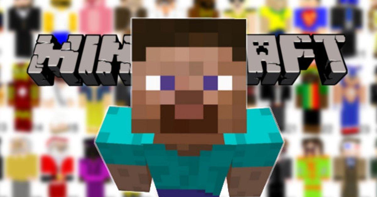 MinecraftSkins Erstellen Steves Zweite Haut Selbst Bestimmen GIGA - Minecraft skins fur ps3 erstellen