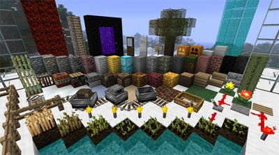 Minecraft Texture Pack Download