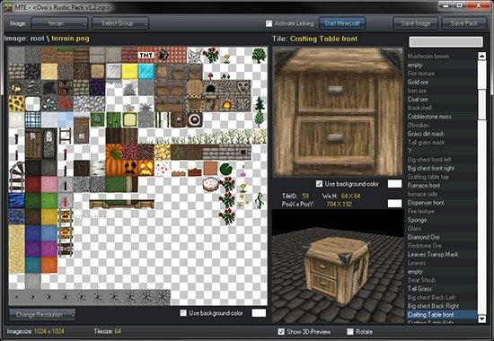 Minecraft Texture Packs erstellen