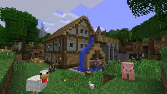 Minecraft Für Die Xbox Alle Infos Zur Konsolenversion GIGA - Minecraft xbox spielen