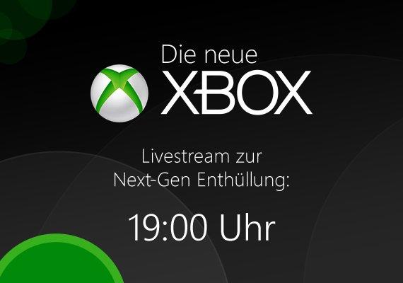 Xbox 720 Enthüllung jetzt im Live-Stream verfolgen: Microsofts Keynote zur neuen Xbox