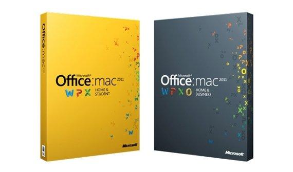 Microsoft Office for Mac 2011: Update auf Version  14.3.4 mit Unterstützung für Office 365