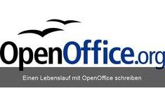 So schreibt man mit OpenOffice einen Lebenslauf