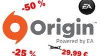 Rabatte und Schnäppchen für Gamer - Origin sagt Danke