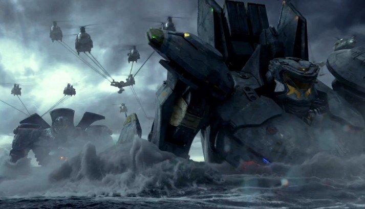 Pacific Rim: Mächtiger offizieller Main-Trailer zeigt Riesen-Monster in Aktion