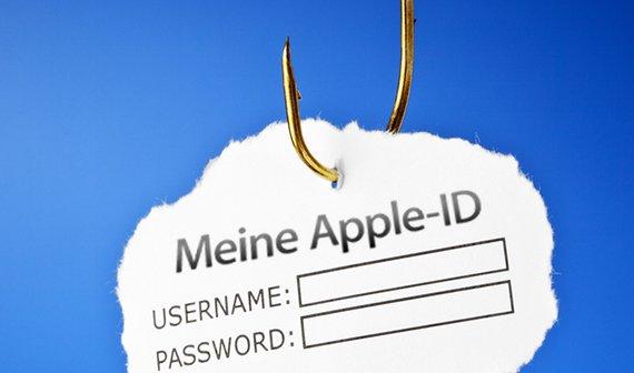Phishing-Attacken: Apple-ID im Visier der Datenangler