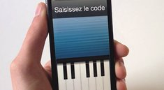 Piano Passcode: Codesperre in Klavier-Form [Cydia]