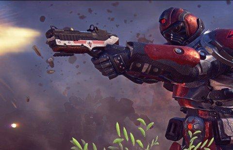 Planetside 2: Spannende Schlachten mit Hunderten Spielern