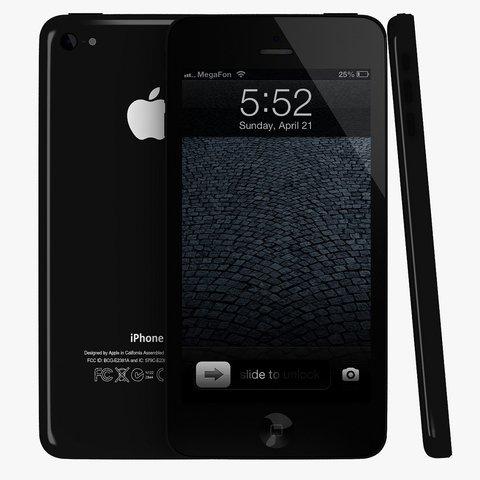 Designstudie: iPhone 6 mit Kunststoff-Gehäuse