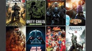 Beliebte Serien der PC-Games-Welt im Alltag