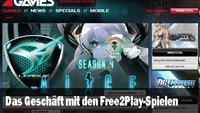 ProSieben Games: Das Geschäft mit den Free2Play-Spielen