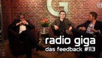 radio giga #113: das feedback