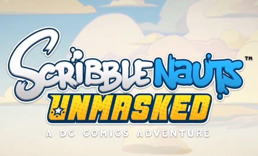Scribblenauts Unmasked: Neuer Scribblenauts-Titel offiziell angekündigt