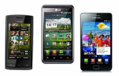 Gewinne eine London-Reise oder eines von 20 Smartphones