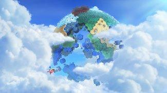Sonic Lost World: Neuer Trailer verrät Release-Termin