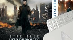 Star Trek Into Darkness: Gewinnspiel mit Freikarten und Fanpaket (Keyboard, Joystick...)