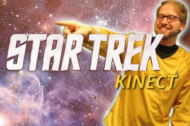 Star Trek - Kinect: Wir enthüllen das beste Spiel der Welt!