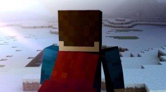 Mine of Steel: Superman in Minecraft