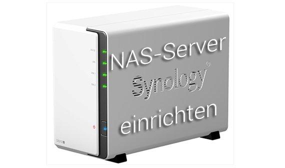 NAS-Server einrichten: so geht's (Anleitung)