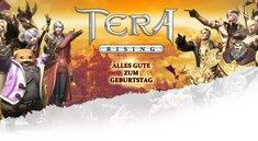 Tera - Rising: Feiert heute seinen ersten Geburtstag