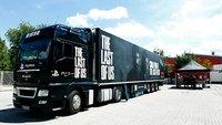 The Last of Us: Sony tourt mit Truck durch Österreich & Deutschland