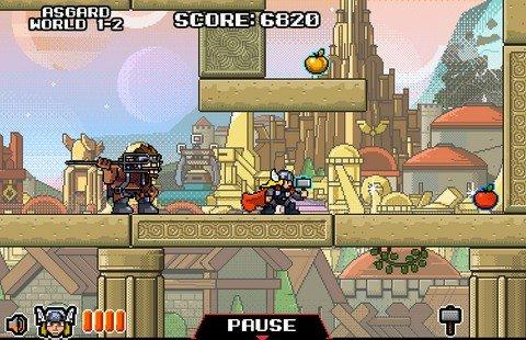 Superhelden-Browsergames spielen: Marvel präsentiert Thor, Hulk, Wolverine...