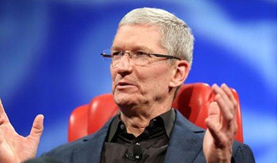 Tim Cook im D11-Interview: iWatch-Hinweise, Billig-iPhone, iOS 7 von Ive