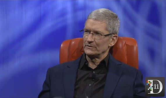 Tim Cook: Apple Watch muss täglich geladen werden, iPod-Aus war nicht gewollt