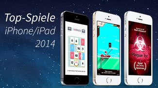 Die 15 besten iPhone- und iPad-Spiele 2014