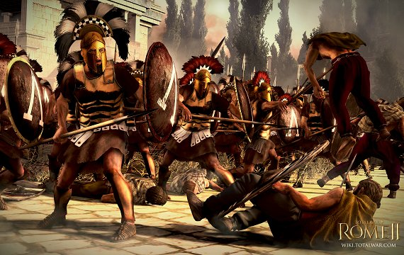 Total War - Rome 2: Erster Patch am Freitag