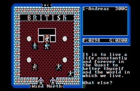 """EA verschenkt Klassiker: Ultima IV kostenlos downloaden - """"Quest of the Avatar"""""""