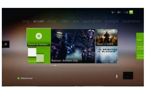 Xbox 360: Neues Dashboard erinnert an Windows 8