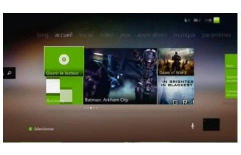Xbox 360: Neues Dashboard erinnert an Windows 8