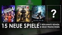 Xbox One: 15 Exklusive Spiele im ersten Jahr - wir wissen welche!