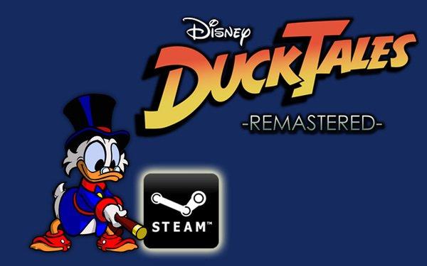 DuckTales Remastered: Kommt auch für den PC