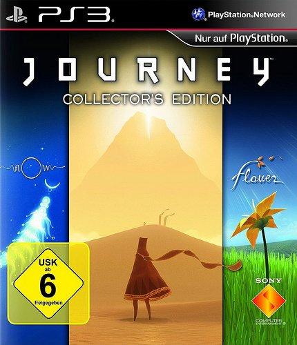 Journey Collector's Edition: Ab morgen auf Blu-Ray erhältlich