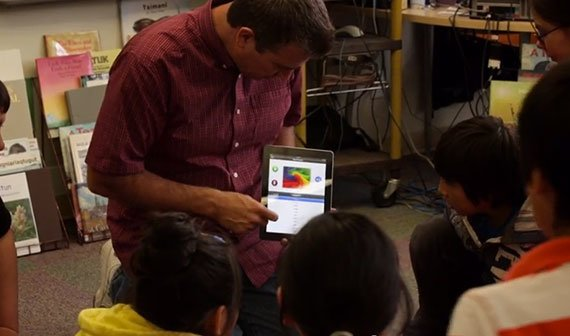Neues Apple-Video: Making a difference. One app at a time