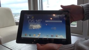 ASUS MeMO Pad FHD 10: Clover Trail+-Tablet im Hands-on [Video]