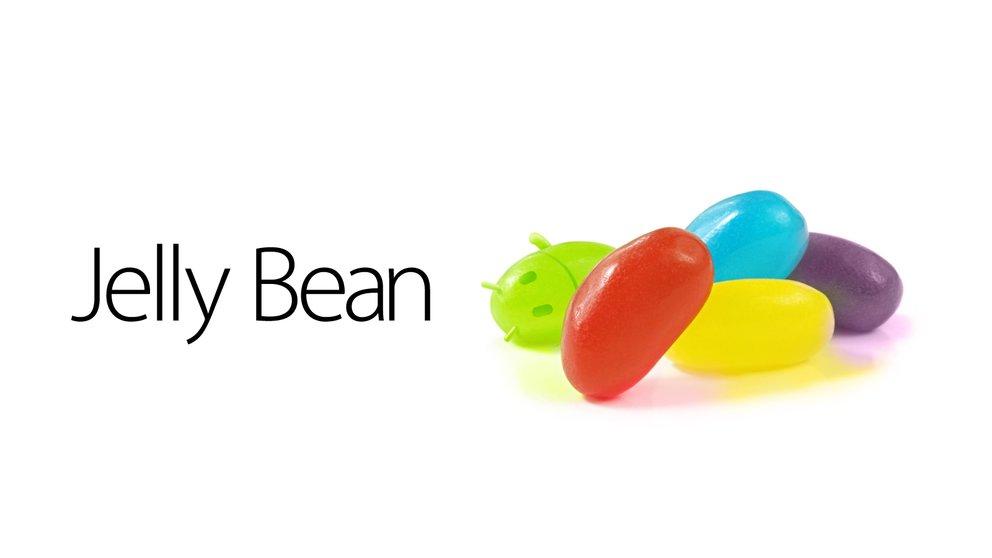 Android Jelly Bean nun auf 33 Prozent aller Android-Geräte