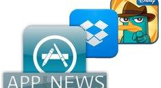 Updates für Dropbox und iTunes U; THX tune-up aktuell kostenlos