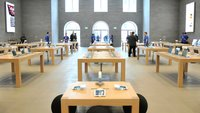 Apple Store: Diebstahlschutz hat keine Priorität