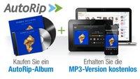 AutoRip: Amazon stellt Kunden die CD-Einkäufe seit 1999 als MP3 zur Verfügung