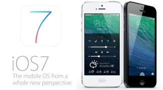 iOS 7-Konzept: Das Control Center etwas anders
